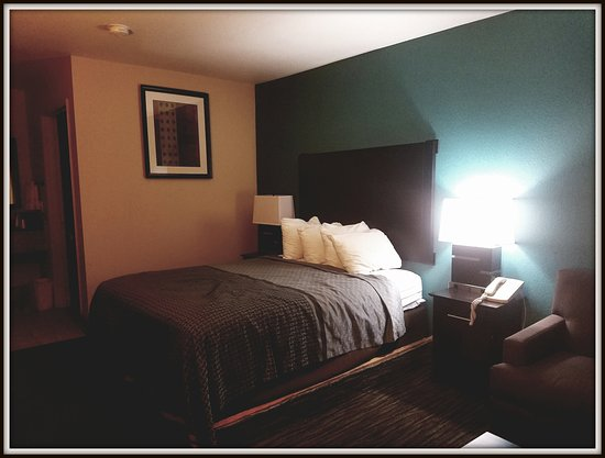 Firebaugh, CA: Good looking room for a regular Best Western