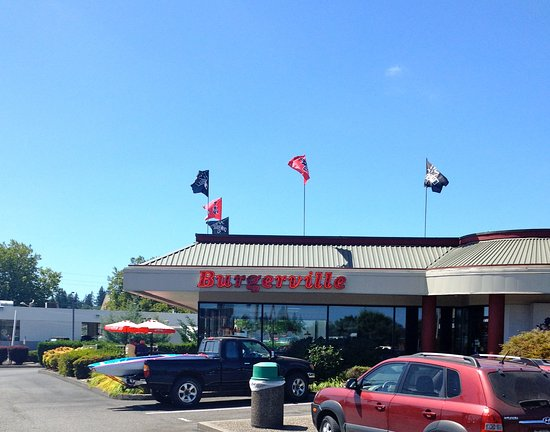 Saint Helens, OR: Burgerville St. Helens