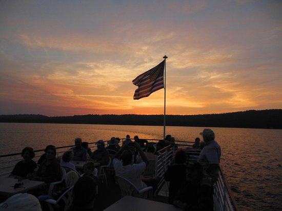 Payette Lake Scenic Cruises: I think this speaks for itself
