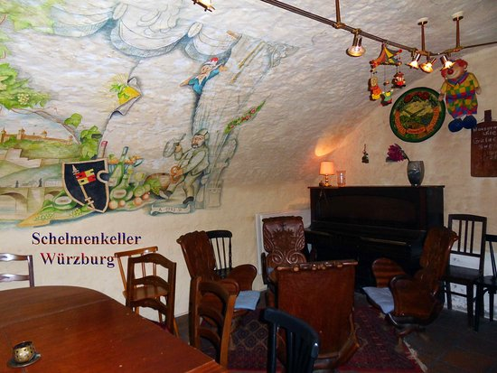schelmenkeller w rzburg restaurant bewertungen telefonnummer fotos tripadvisor. Black Bedroom Furniture Sets. Home Design Ideas