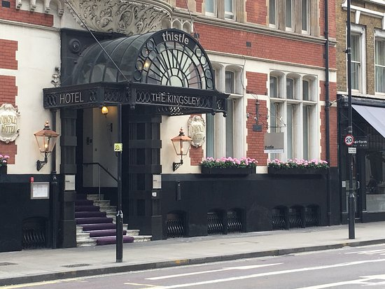 Thistle Holborn, The Kingsley: photo1.jpg