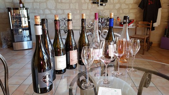 Domaine de Clos Maurice : Plenty to taste