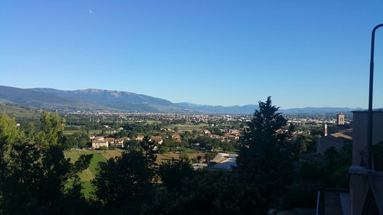 Hotel Il Cacciatore: Camera panoramica... Mozzafiato!!!!