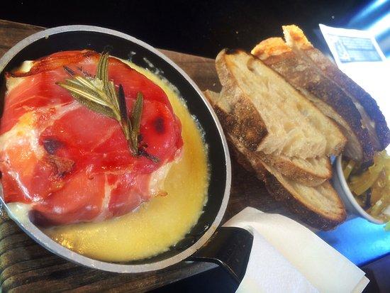 OTTO - Fresh Cheese wrapped in Prosciutto