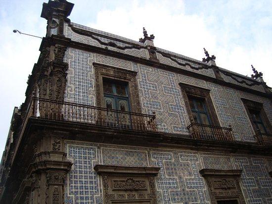 Fachada Picture Of Sanborns De Los Azulejos Mexico City