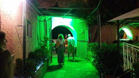 Hotel Restaurant Le Palme: ingresso