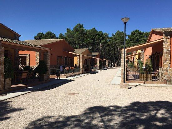 Fuentenava de Jábaga, España: Las casitas