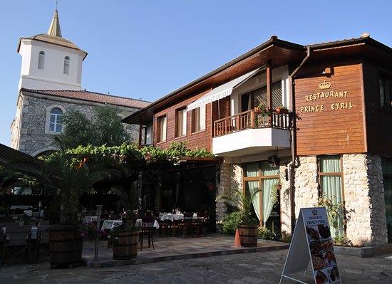 Restaurant Prince Cyril: Restaurant Prince Cyri
