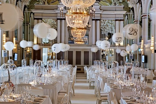 Grand hall picture of de vere grand connaught rooms for Best wedding venues in the us