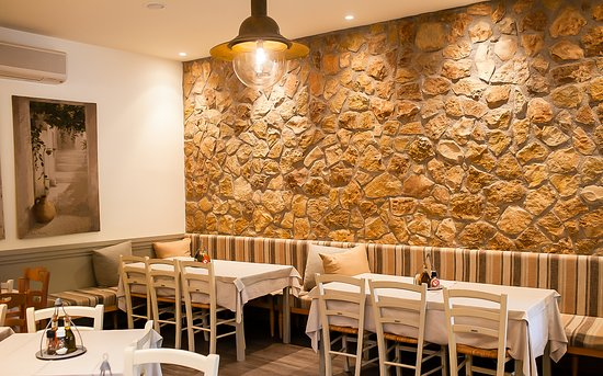Θεσσαλία: Interior of our restaurant