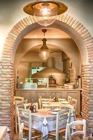 Θεσσαλία: Our stone oven