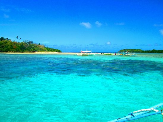 Dumaran, Philippinen: Calampuan Island