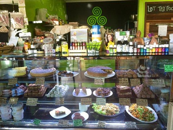 Coolum Beach, Australia: New Earth Cafe
