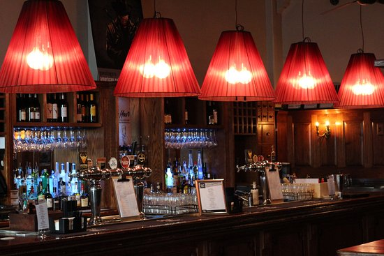 Saint & Rogue: Main Bar