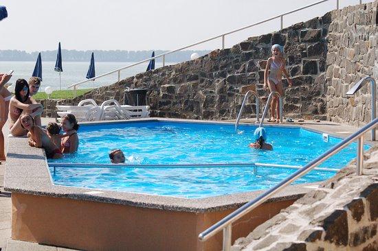 Bazén Pre Deti Bild Von Hotel Eurobus Kaluza Tripadvisor