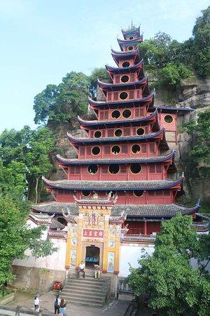 Zhong County