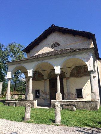 Madonna del Sasso, Italia: Sentiero