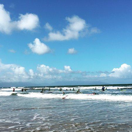 Inch, Irlanda: Kingdom Waves Surf School