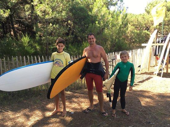 École Surf Skeepskool