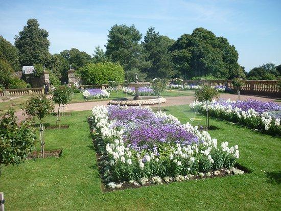 The Victorian Terrace Garden Picture Of Hestercombe Gardens