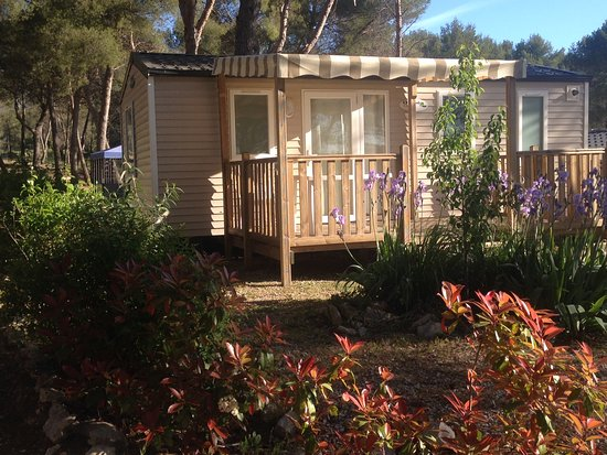 Provence Camping : camping lambesc mobil home