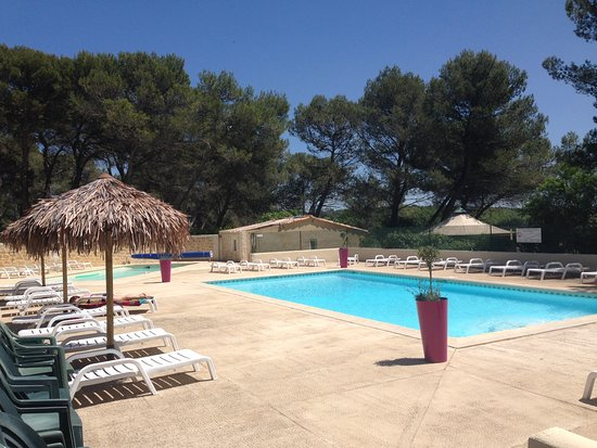 provence camping piscine