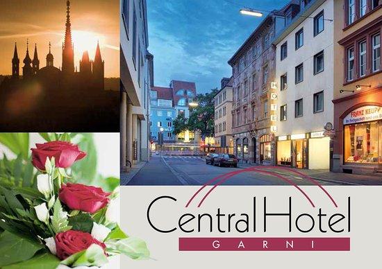 Central hotel bewertungen fotos preisvergleich for Wurzburg umgebung hotel