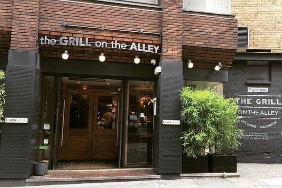 The Grill On The Alley : photo0.jpg