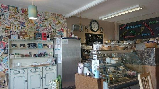 Thornhill, UK: Jinty-B's Cakes & Tearoom