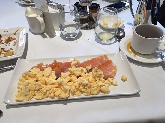 Rothes, UK: Breakfast