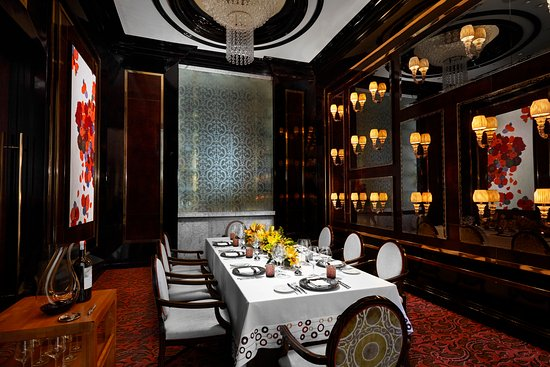 Metro Manila, Filippine: Finestra Private Dining Room