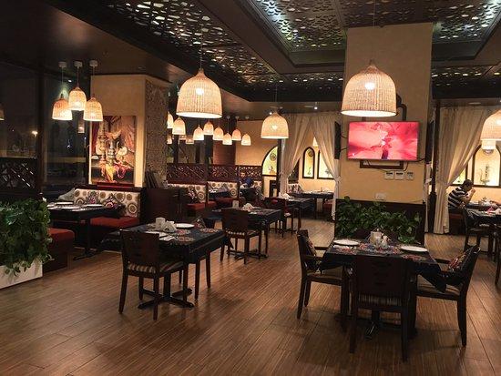 ресторан дубай на менделеевской сайт