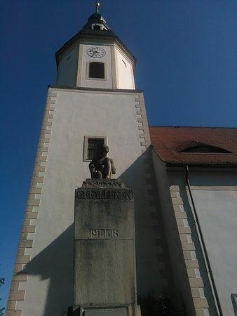 Kirche Riesa-Groba
