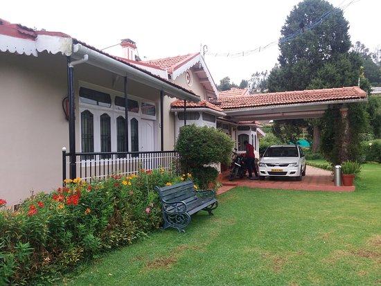 Enjoyable stay at Bouganvilla Ooty - Aug 2016