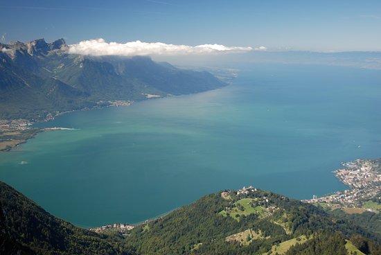 Ко, Швейцария: restaurant Plein Roc