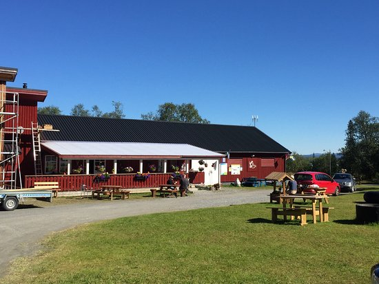 Duved, Sweden: Hanriis Café