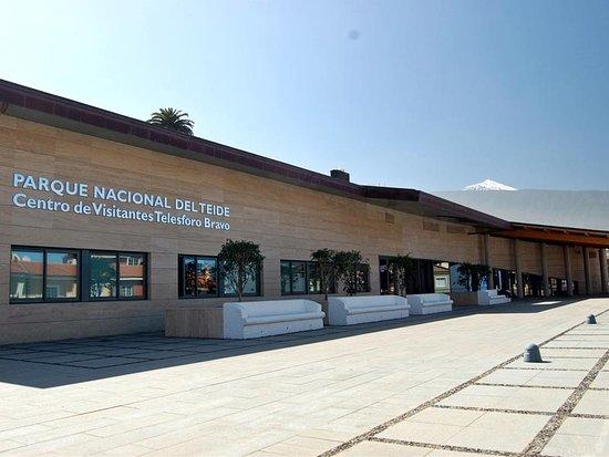 Centro de visitantes Telesforo Bravo