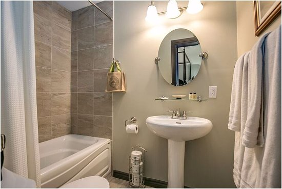 Carbonear, Kanada: garden room bathroom