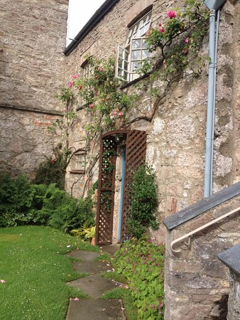 Bodysgallen Hall & Spa: One of the cottages - dog friendly with garden