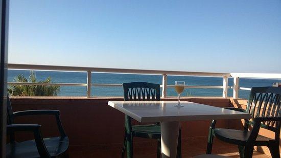 Sunway Playa Golf Hotel & Spa Sitges: Balcon