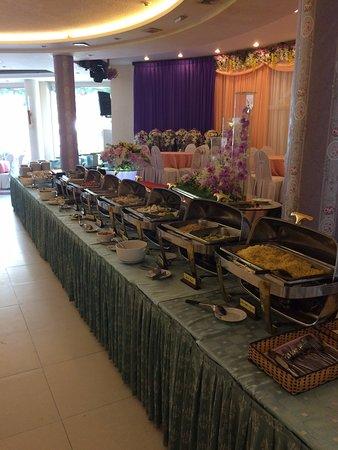 Hai Au Hotel: завтрак