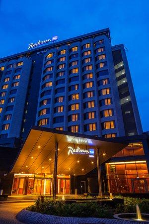 ext rieur picture of radisson blu m bamou palace hotel rh tripadvisor co za