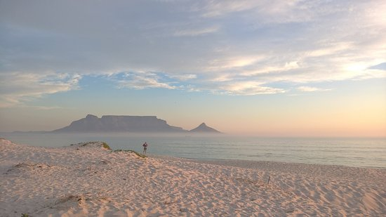 Bloubergstrand Beach: Sublime! Proudly South African