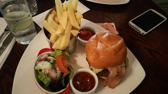 Fermoy, Irland: Cheese Burger