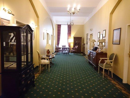 Hotel Gutenbergs: ล็อบบี้ และห้องพักชั่น 1