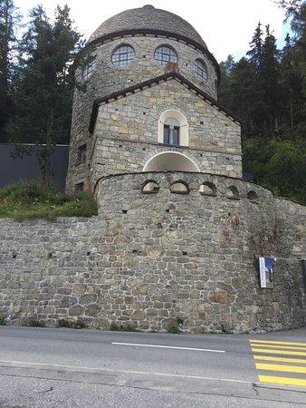 Segantini Museum: Museo Segantini di Saint Moritz
