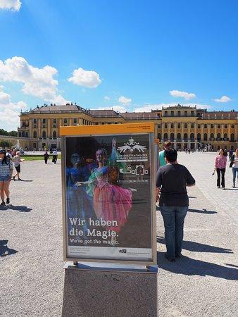 Marionetten Theater Schloss Schoenbrunn : Poster