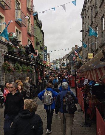 Greystones, Ierland: City of Galway
