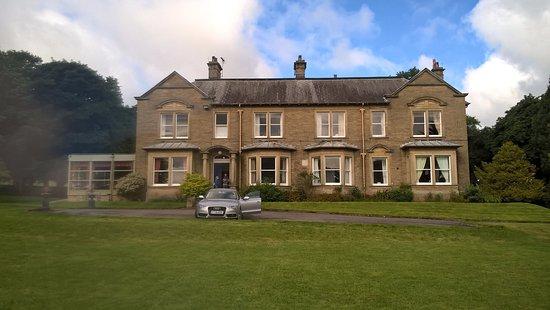 Thornton Lodge: la casa dal giardino