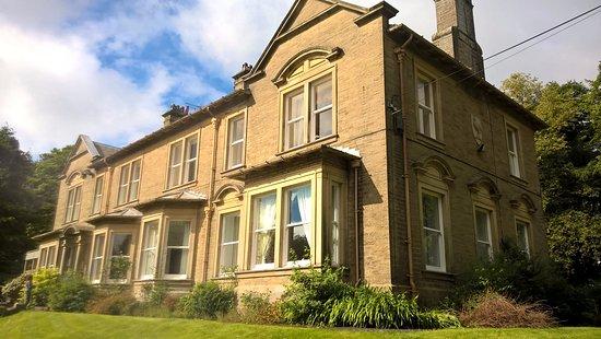 Thornton Lodge: la casa